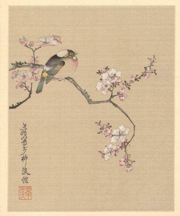 诗赏读   池上梨花   刘绘