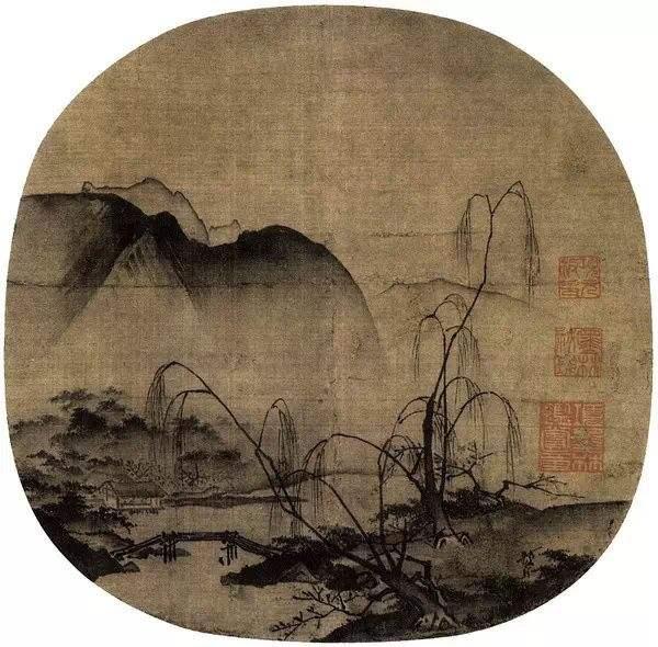 西溪     赵秉文