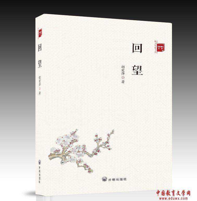 胡爱萍诗集《回望》出版发行