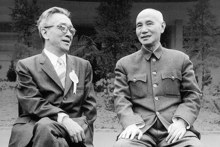 晚年胡适与蒋介石的冲突