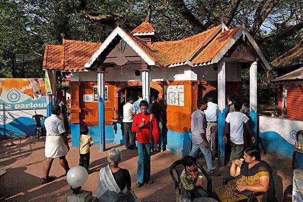 中国作家在印度:生活在这里的蚊子真是幸福