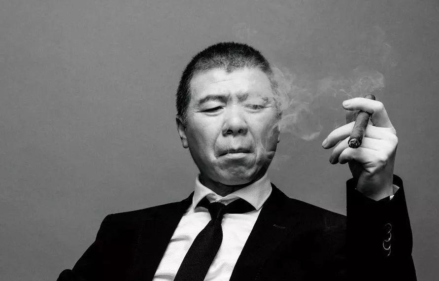 冯小刚:不要脸以后,我越来越有钱了