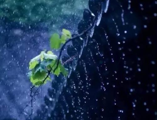 《昆明的雨》