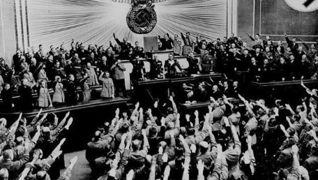 他们为什么支持希特勒