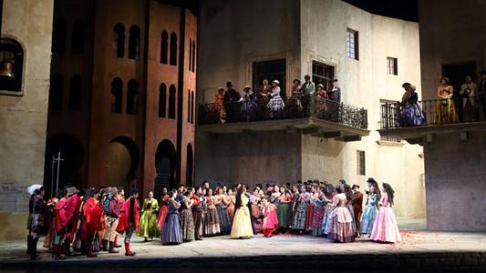 我对歌剧的几点意见