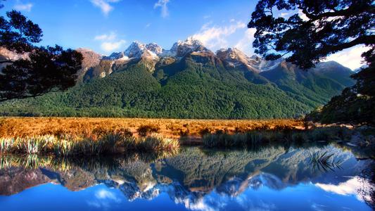 自然景观和人文景观